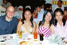 Bangkok Wedding Party