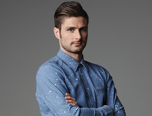 Bentuk Gaya Rambut Olivier Giroud Terbaru dan Terkeren