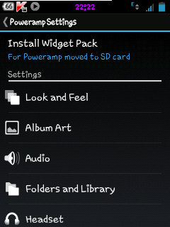 POWERAMP MUSIC PLAYER 2.0.7 APK FULL