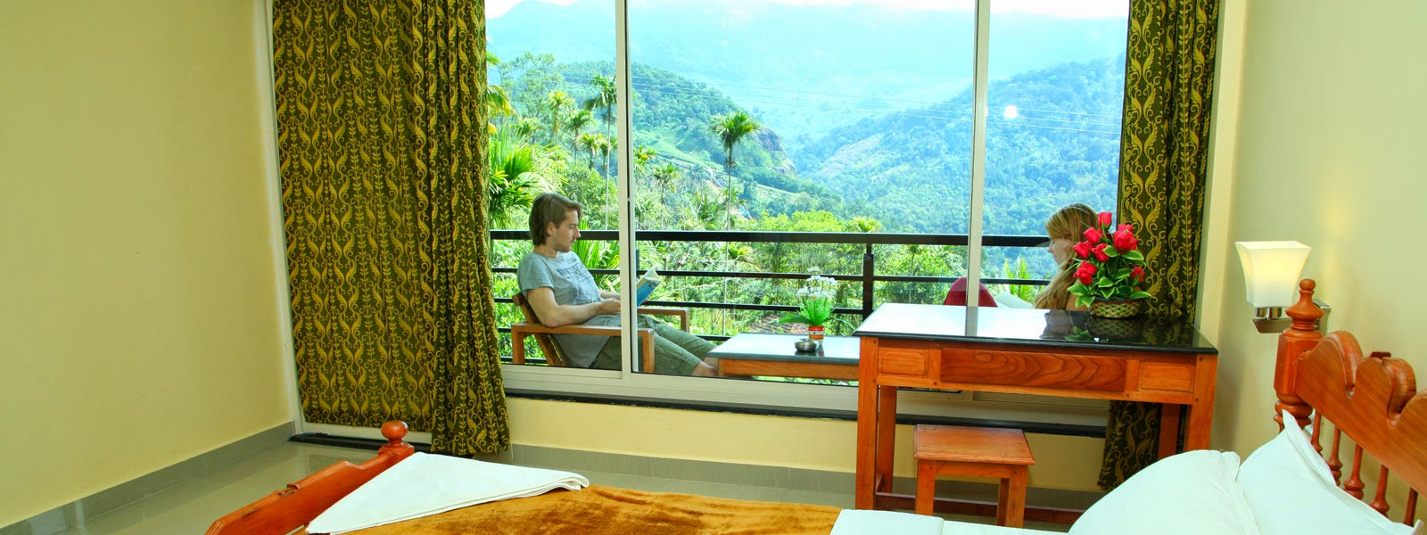 Get Best Deal for Green Valley Resort Munna, Online Booking for Green Valley Munnar, Budget Family Resort in Munnar with Valley View