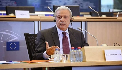 ΑΠΟΚΑΛΥΨΗ: Ο Αβραμόπουλος πήρε στο Γραφείο του Διευθύντρια από το Λουξεμβούργο και όχι την Ελλάδα!