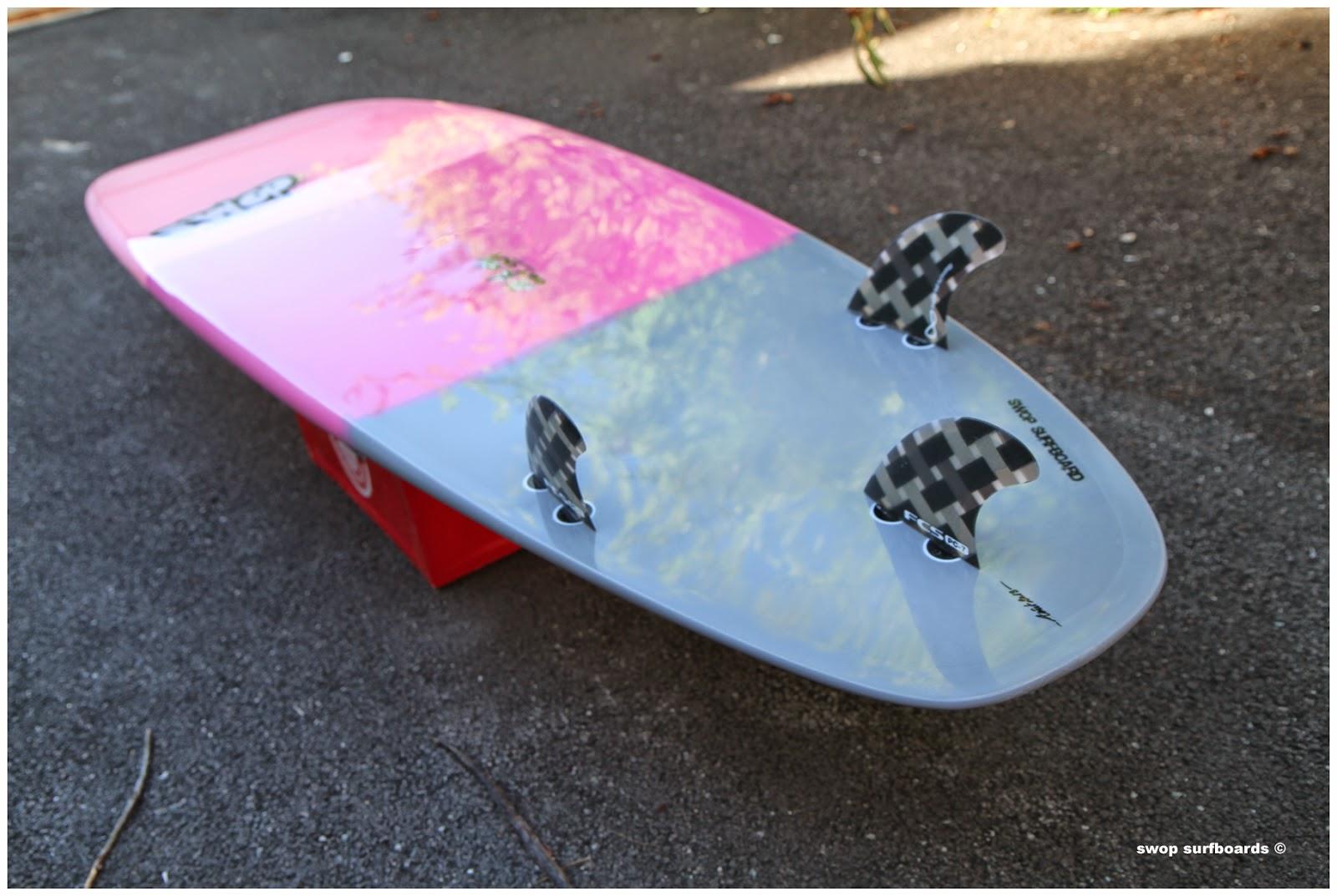swop surfboards 6 39 3 sluggy resine teintee. Black Bedroom Furniture Sets. Home Design Ideas