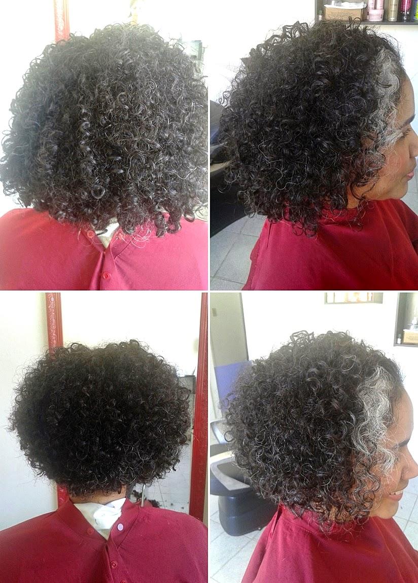 cortes cabelos cacheados crespos