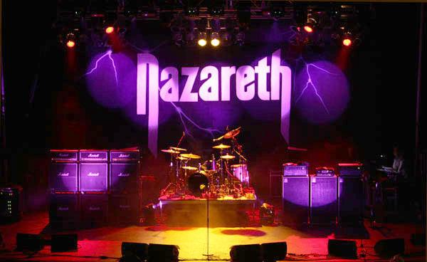 Algo M 225 S Que Rock And Roll Nuevo Disco De Nazareth