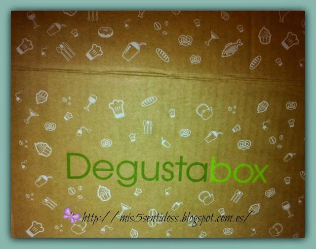 Degustabox Noviembre 2013