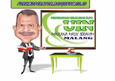 Pengumuman Kelulusan Peserta PLPG tahun 2015 FITK UIN Malang
