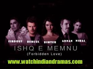 Ishq e Mamnoon Love Story Turkish Drama Live on Urdu1 - Hot and ...