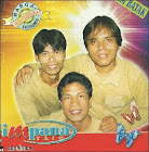CD Musik Album Simpana Trio (Golang namarga Goar khi)