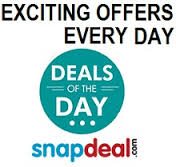 Snapdeal : Deal of The Day : Buy To Earn