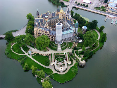 Castillo de Schewerin (Alemania)