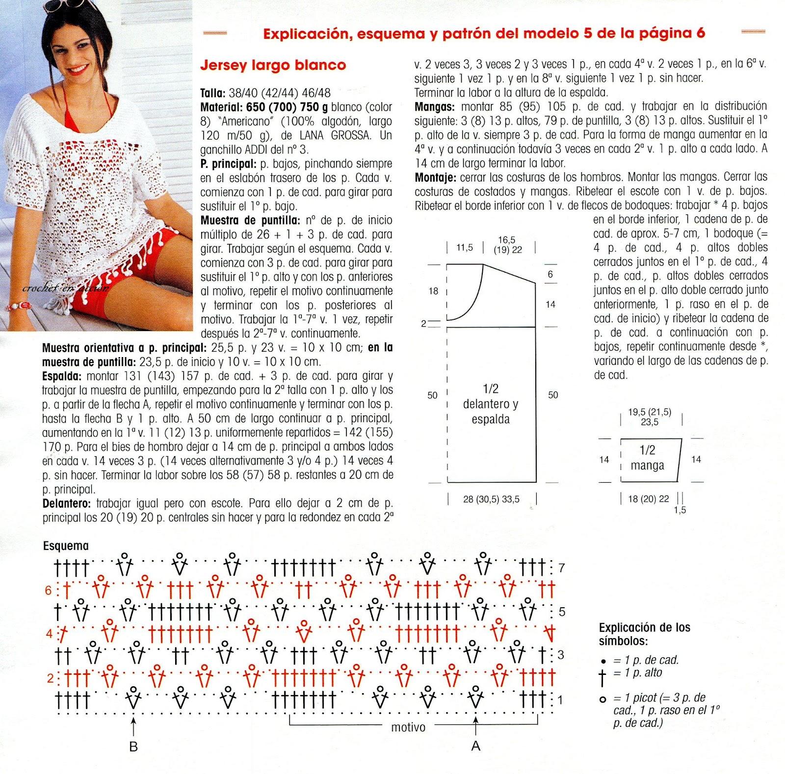 Juego De Baño A Crochet Con Patrones:JUEGO DE TRAJE DE BAÑO HERMOSO CON PATRONES A CROCHET Y PASO A PASO