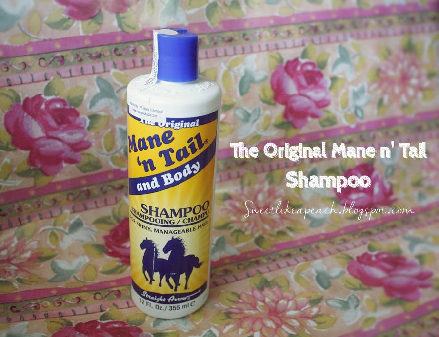 Original Mane n Tail Shampoo