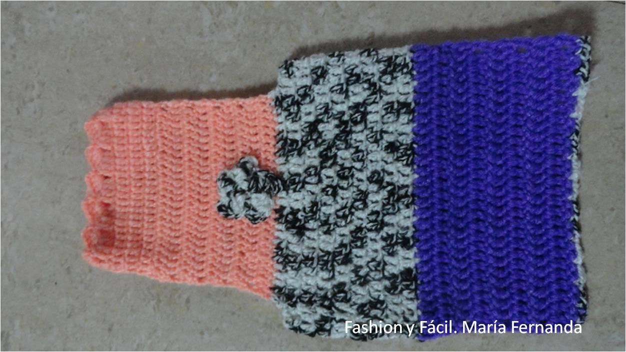 Perfecto Patrón De Crochet Libre Para La Capa Del Perro Inspiración ...