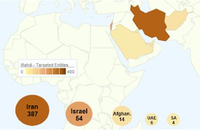 la proxima guerra Mahdi mesiah virus mapa