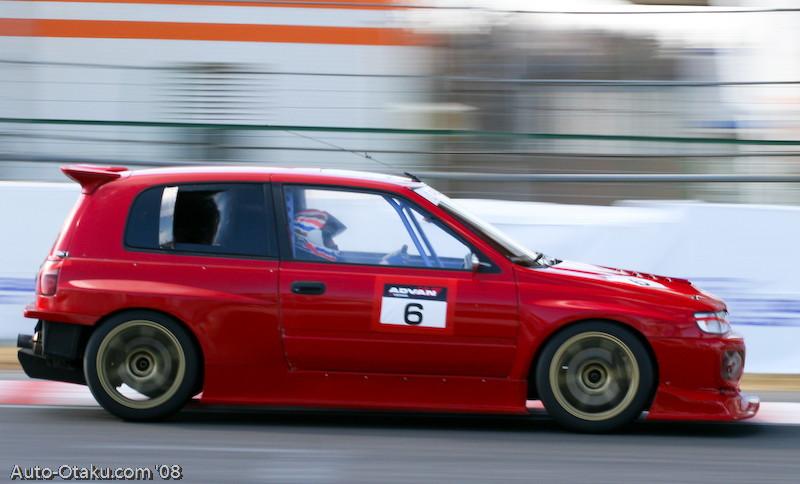 Nissan Pulsar Sunny GTi-R N14 tuning zdjęcia japoński sportowy samochód hot hatchback JDM 日産 日本車 ホットハッチ スポーツカー