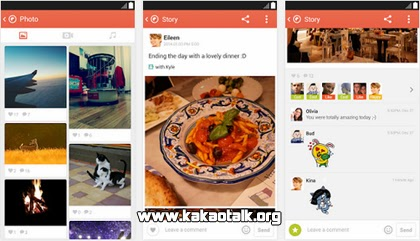 KakaoStory para Android gratis