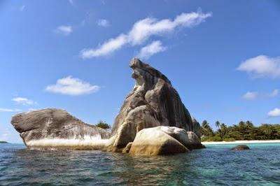 Wisata Budaya DI Banten Pulau Burung Atau pulau dua