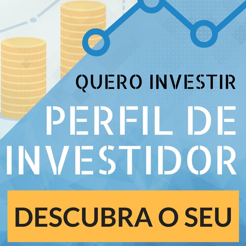 TESTE PERFIL DE INVESTIDOR