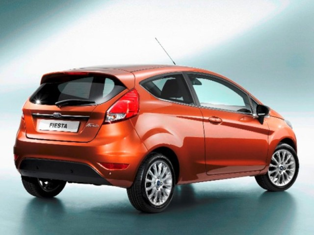 Ford Fiesta Redesign 2013