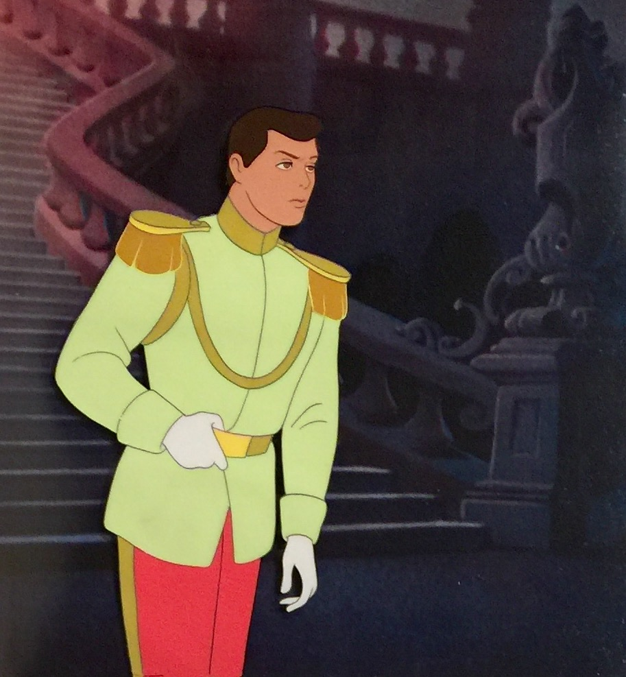 animation collection original production animation cel of prince
