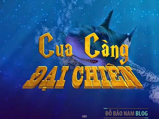 Phim hoạt hình 3D Việt Nam: Cua càng đại chiến