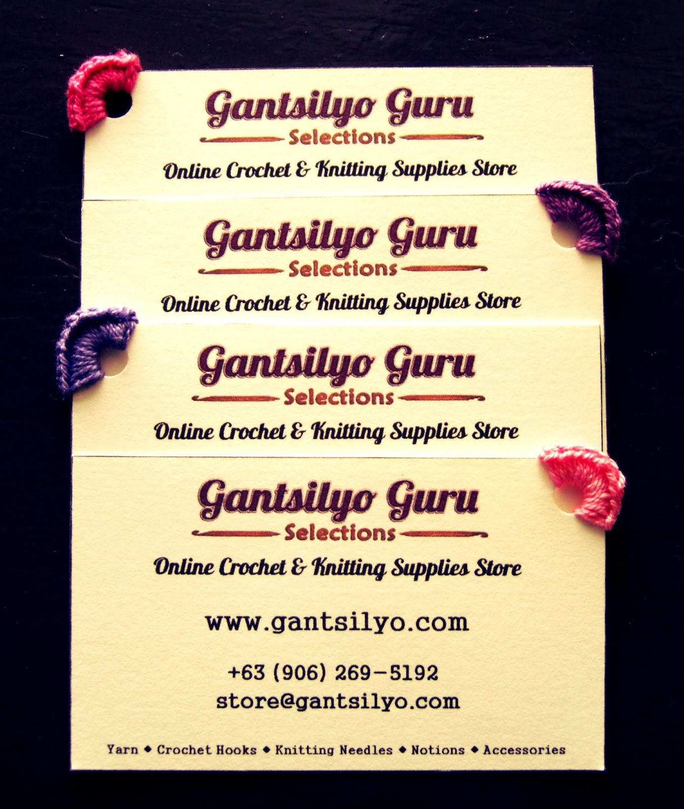 Gantsilyo Guru: September 2013