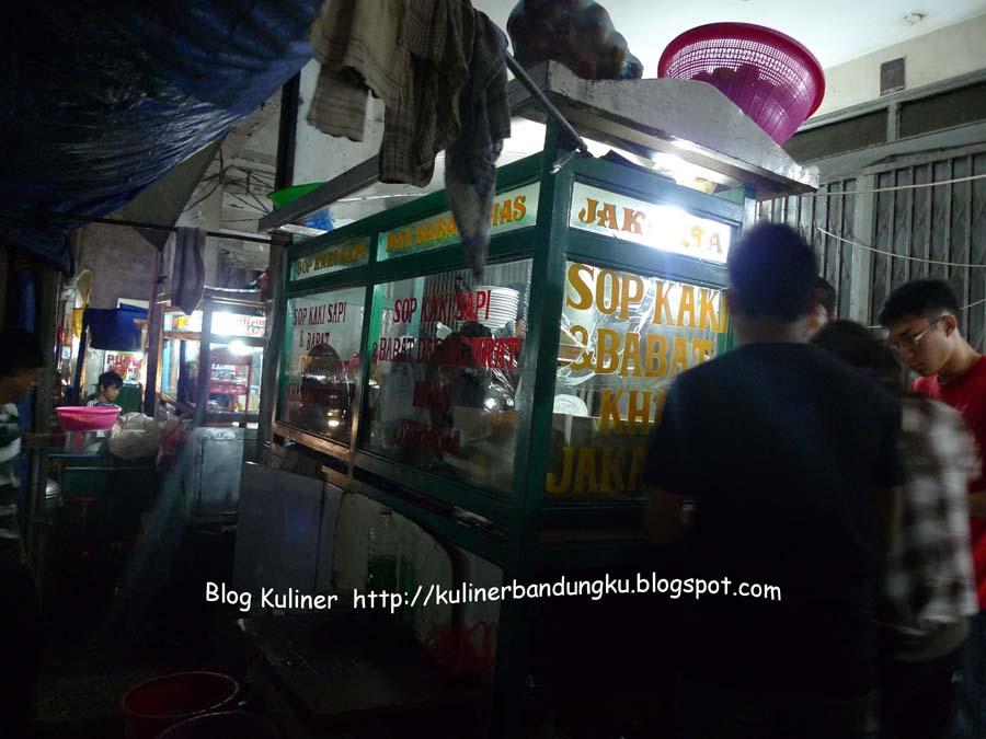 Sop Kaki Sapi Cibadak Bandung