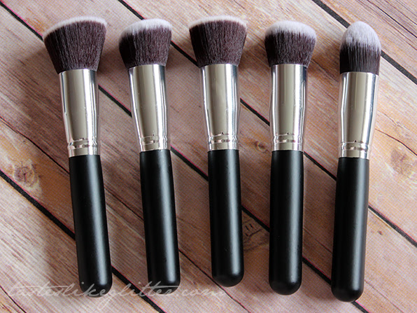 eBay Find: 10 Piece Brush Set.