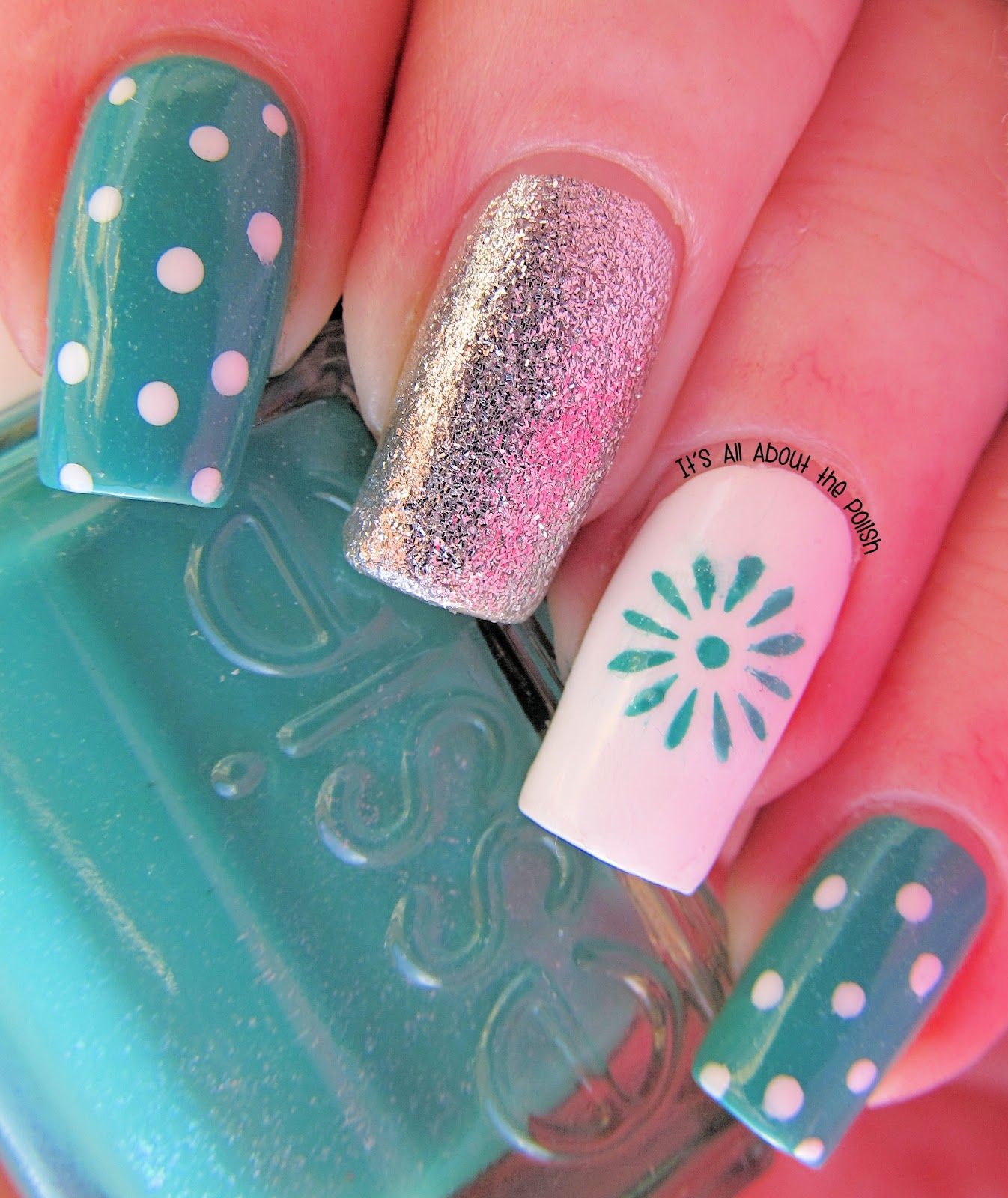 It\'s all about the polish: Essie Naughty Nautical - daisy and dot ...