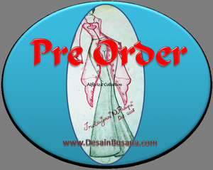 Nama, alamat, no telp/hp, order pembuatan desain, pola, atau sample