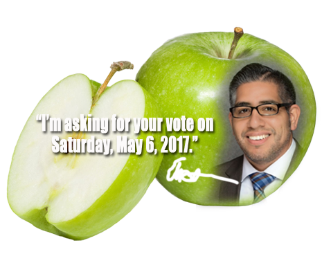 L. Angelo DeCamps is asking for your vote in the race for FBISD Position #1 on May 6, 2017