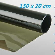 Pellicola adesiva protettiva solare vetri verde effetto - Pellicola oscurante vetri casa ...