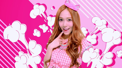 girls generation jessica beep beep