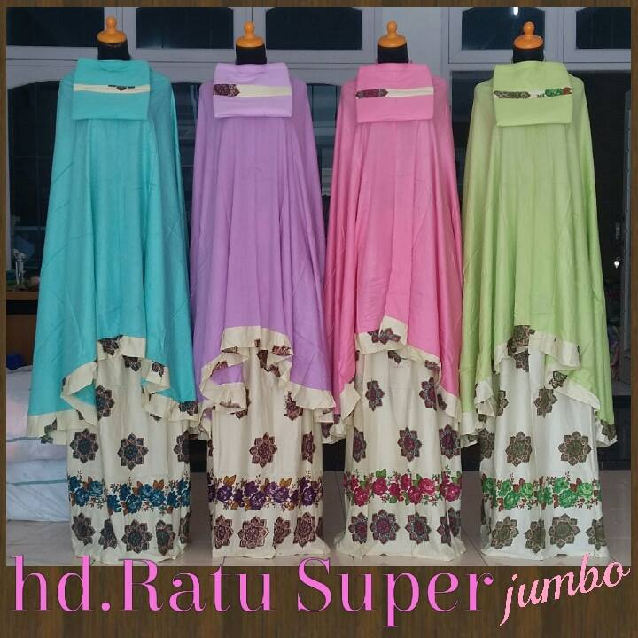 Mukena Hd Ratu super