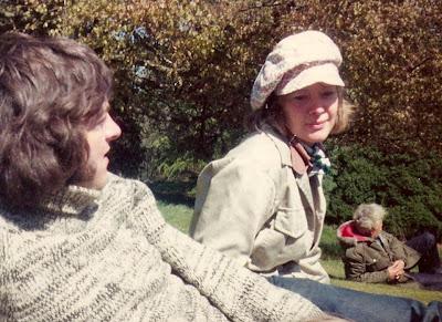 Daphne Neville in 1973