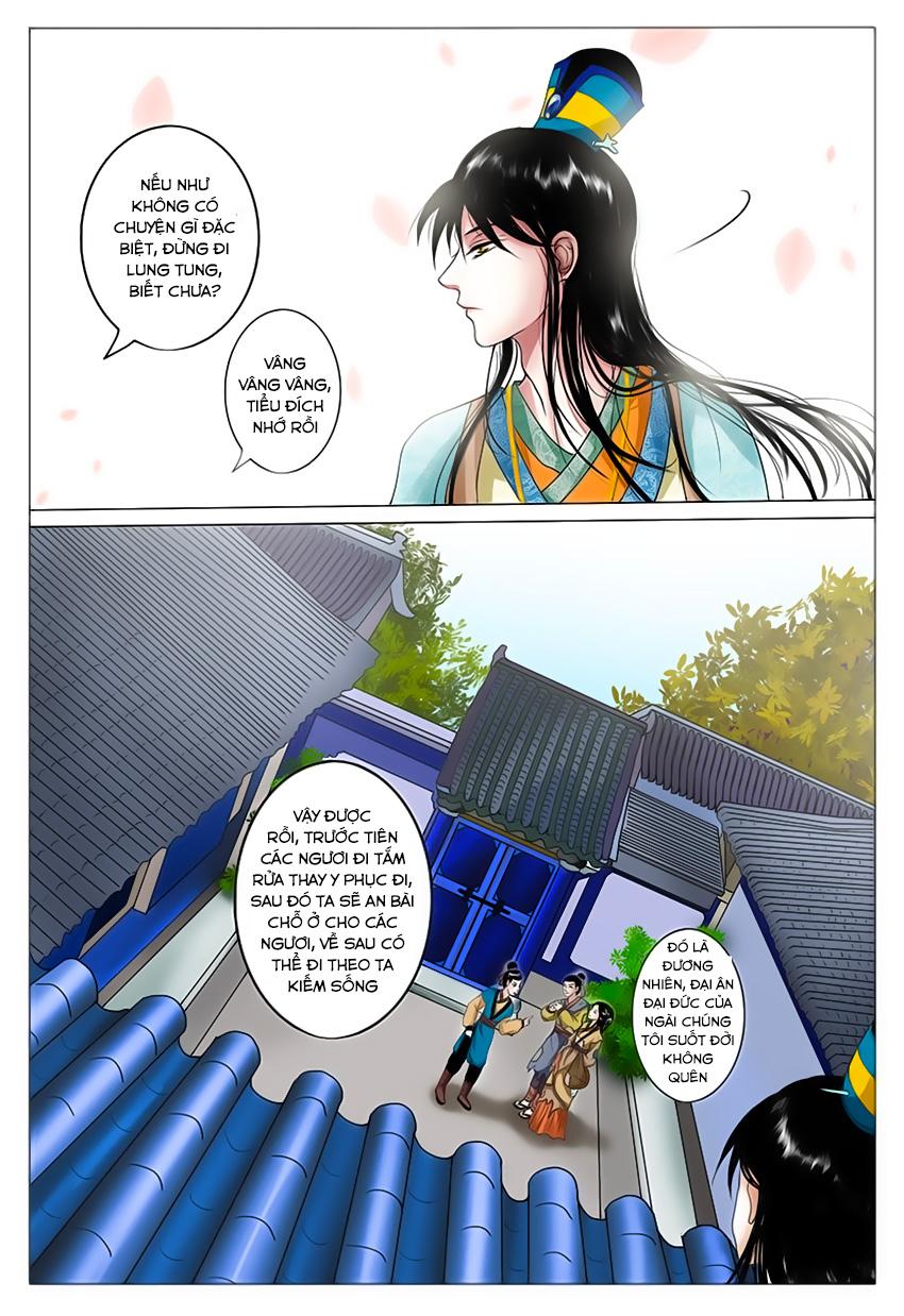 Tam Thiên Nhứ Chap 5 - Next Chap 6