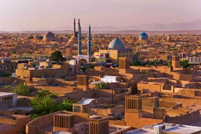 Irán turismo teherán