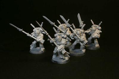 Escuadra Interceptora imprimada