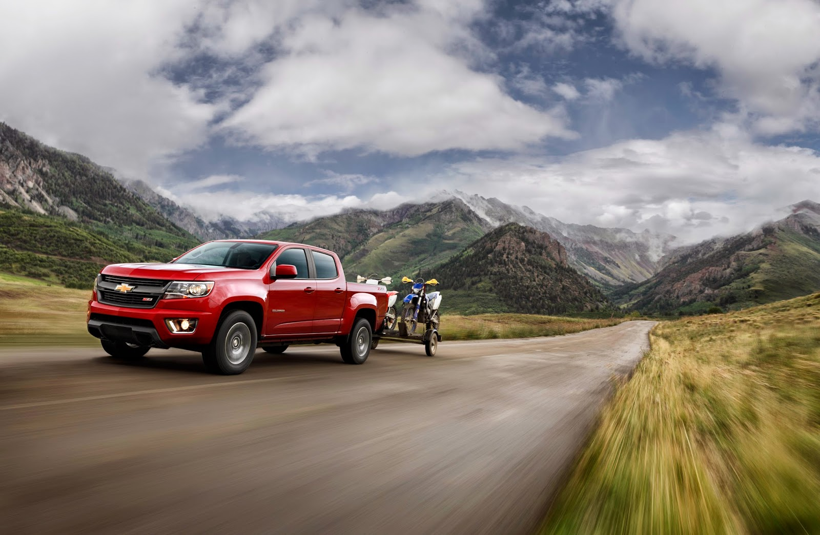 Chevrolet Announced 2015 Colorado Pricing