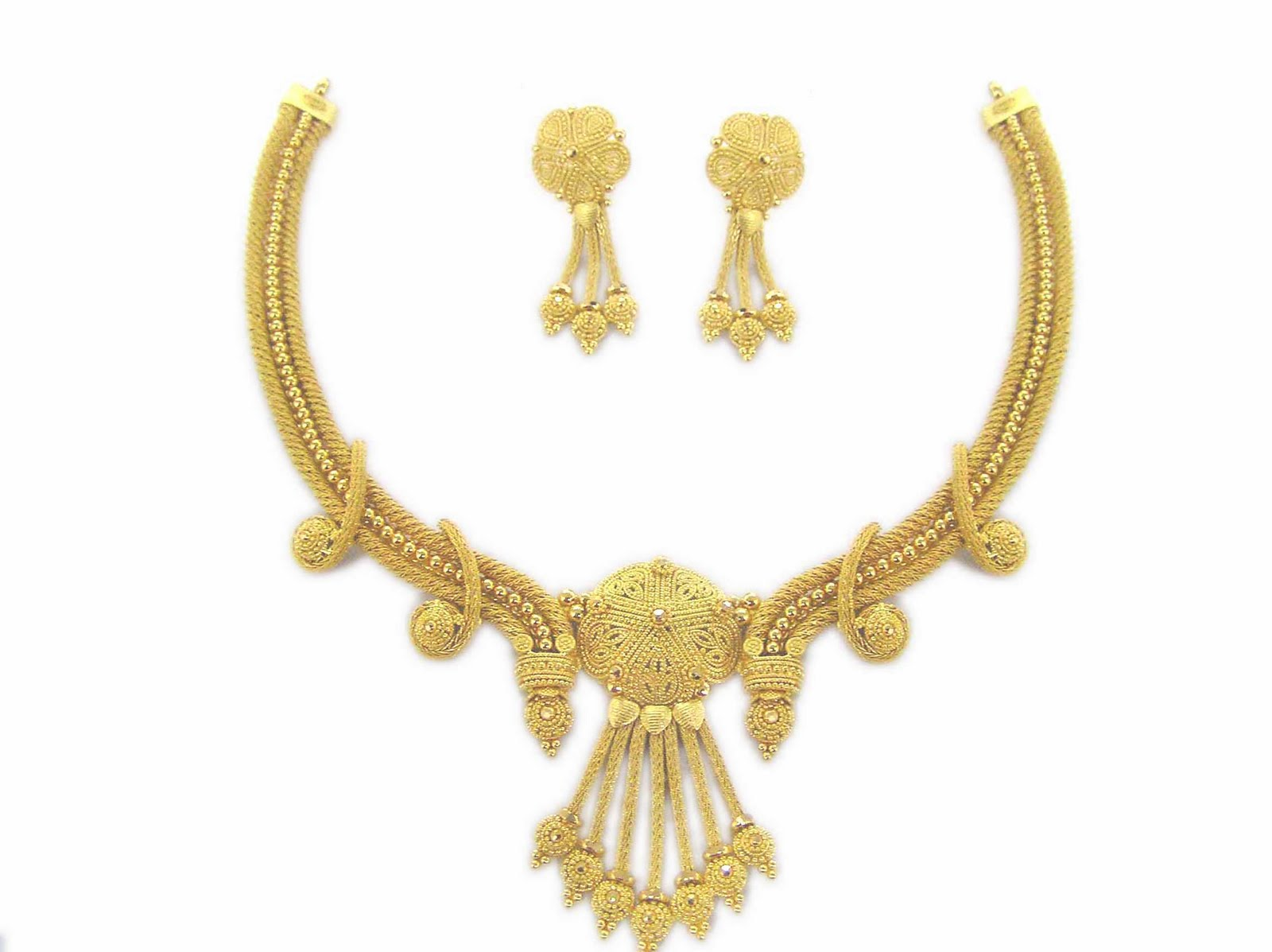 jewelry for women: Gold Necklaces New Models
