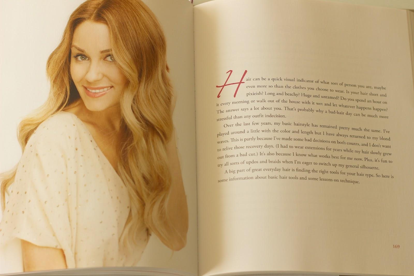 Lauren Conrad Beauty Book Review The Co