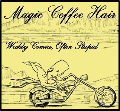 The Magic Coffee Hair Website