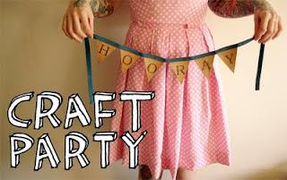 etsy craft party Barcelona talleres, actividades, handmade, galletas, muñecos, craft, ETSIERS 17/06/2011