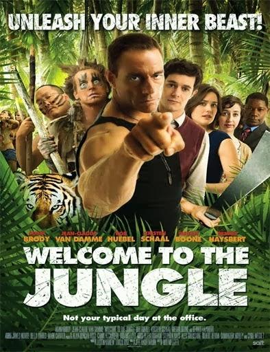 Ver  Bienvenido a la jungla – 2014