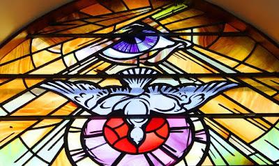 Imagem do Espirito Santo - Epiclese