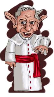 Justiça nega recurso de cantor paraibano contra o Papa Bento XVI - Como um advogado se passa para isso???