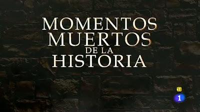 José Mota en Momentos Muertos de la Historia