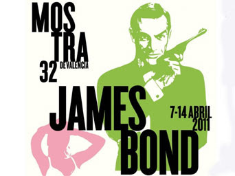 James Bond en la Mostra de Valencia