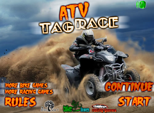 เกมส์รถแข่ง ATV Race