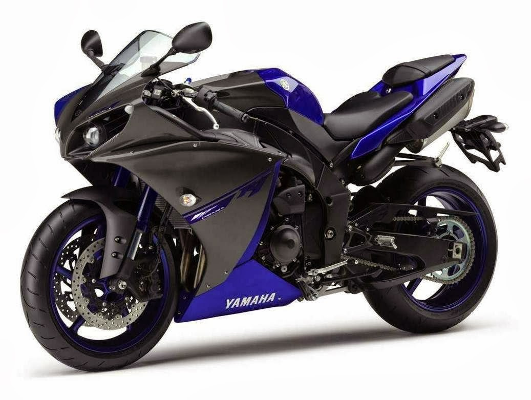 No specialized detail changes. 2014 Yamaha YZF-R1 even now holding